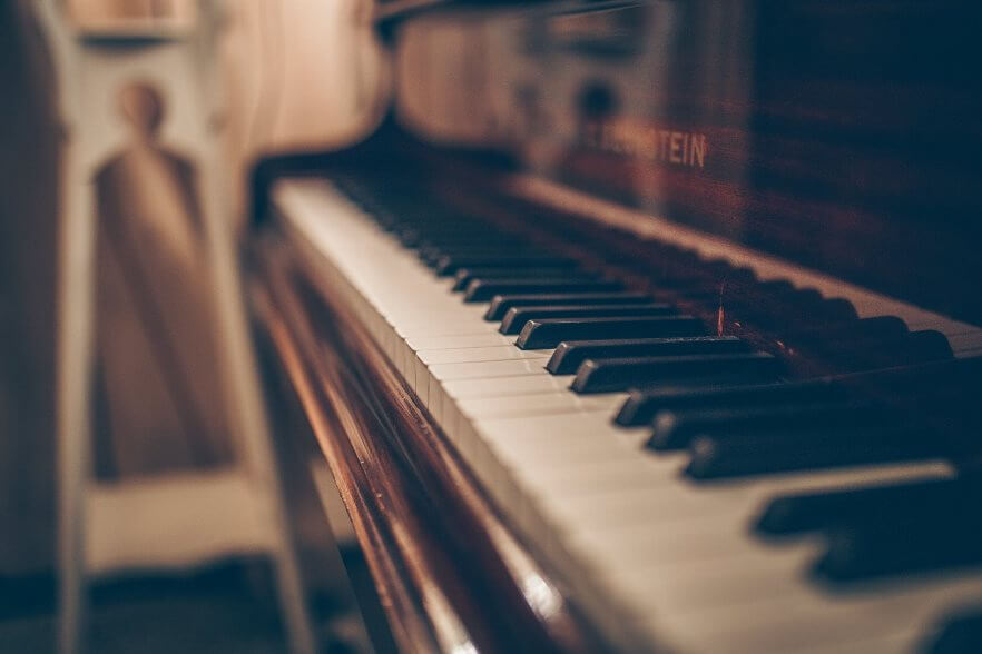 Klavierunterricht Wien