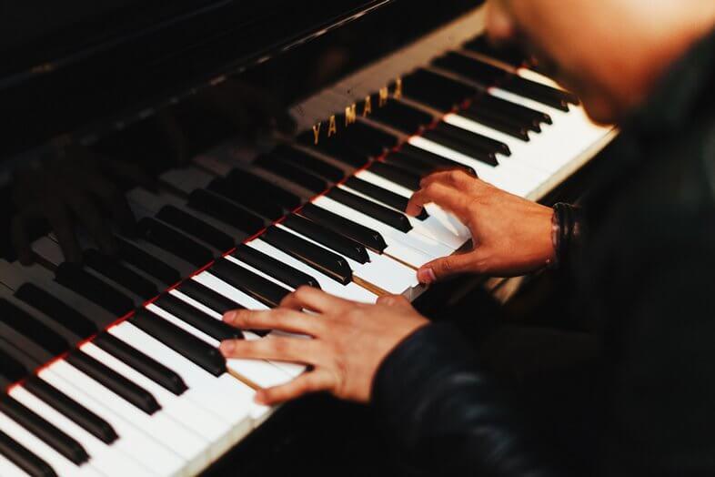 Klavierunterricht für Anfänger in Wien