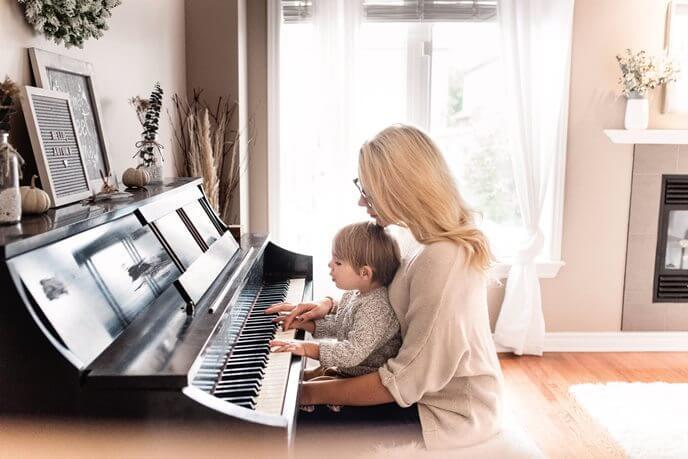Klavierunterricht für Kinder in Wien